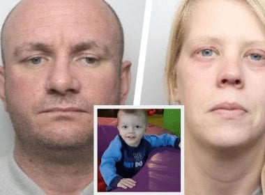 """Child Killer Who Threw Toddler Against Wall For """"Interrupting"""" Him Watching Porn Jailed For Life"""